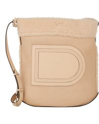 Delvaux - Natural Le Pin Shoulder Bag - Lyst