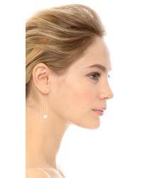 Samantha Wills | Pink Jasmine & Fleetwood Drop Earrings | Lyst