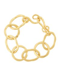 Stephanie Kantis | Metallic Oval & Round Link Bracelet | Lyst