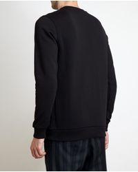 Les Benjamins - Black Steve Jobs Sweatshirt for Men - Lyst