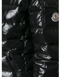 Moncler | Black Anthia Quilted Shell Jacket | Lyst