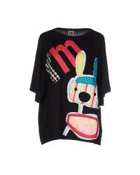 I'm Isola Marras - Black T-shirt - Lyst