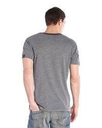 DIESEL | Gray T-green for Men | Lyst