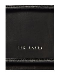Ted Baker | Black Satchel Bag for Men | Lyst