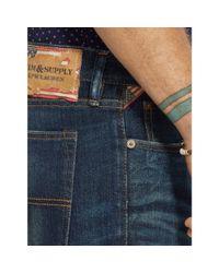 Denim & Supply Ralph Lauren - Blue Low Skinny Walker Jean for Men - Lyst
