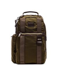 Tumi - Green Alpha Bravo Greely Sling for Men - Lyst
