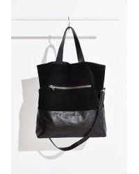 BDG - Black Convertible Tote Bag - Lyst