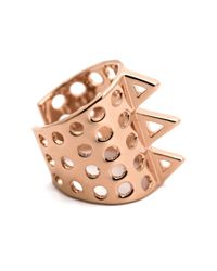 Arme De L'Amour | Pink Spiked Ear Clip | Lyst