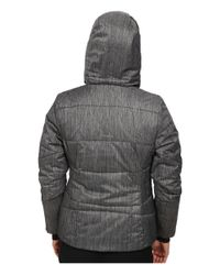 Spyder - Black Alia Jacket - Lyst
