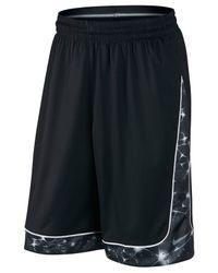 Nike | Black Lebron Helix Elite Dri-fit Basketball Shorts for Men | Lyst
