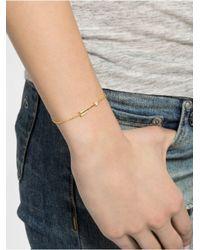 BaubleBar | Metallic Ice Cupid Bracelet | Lyst