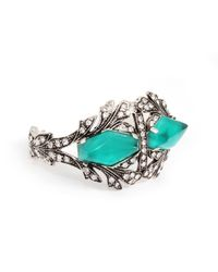 Lulu Frost | Green Lucid Bracelet | Lyst