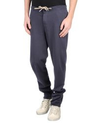 YMC - Blue Casual Trouser for Men - Lyst