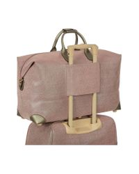 Bric's - Natural Life Micro-suede 22 Duffle Bag - Lyst
