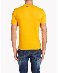 DSquared² - Orange Hetero Guy Fit T-shirt for Men - Lyst
