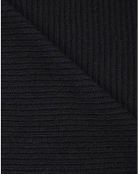 Cheap Monday | Cm Scarf Black for Men | Lyst