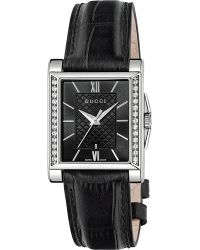 Gucci | Black Ya138505 G-timeless Stainless Steel Watch | Lyst