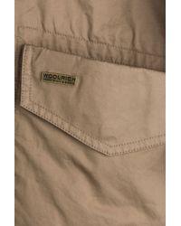 Woolrich - Natural Prescott Cotton Parka - Brown - Lyst