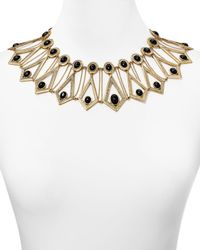 Samantha Wills | Metallic Midnight Lovers Collar Necklace, 16"