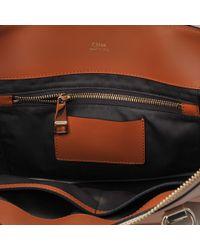 Chloé - Natural Baylee Medium Bag - Lyst