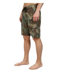 Rip Curl - Green Dawn Patrol Boardshorts for Men - Lyst