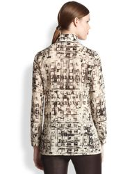 Akris Multicolor 'Most Wanted' Printed Tunic