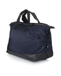 TOPSHOP - Blue Luggage Bag - Lyst