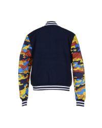 Nhivuru - Blue Jacket - Lyst