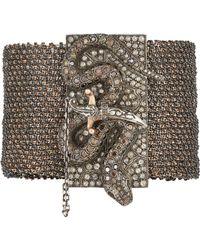 Sevan Biçakci | Brown Dagger & Snake Bracelet | Lyst