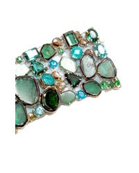 Sharon Khazzam | Green One Of A Kind Loulou Bracelet | Lyst