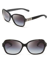Michael Kors - Gray Cuiaba Square Sunglasses - Lyst