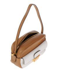 Miu Miu | Brown Shoulder Bag | Lyst