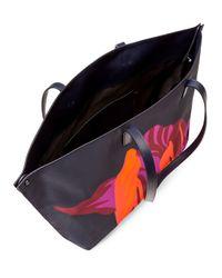 Akris - Multicolor Ai Medium Printed Shoulder Bag - Lyst