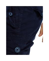Polo Ralph Lauren - Blue Straight-fit Cargo Pant for Men - Lyst