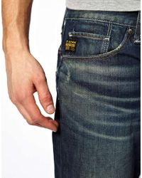 G-Star RAW | Blue G Star Jeans Yield Loose for Men | Lyst