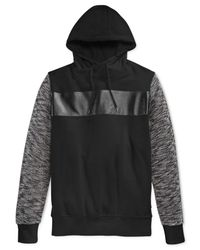 Sean John | Black Night Hoodie for Men | Lyst