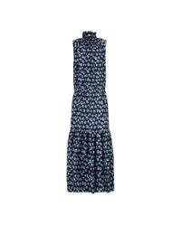 Stella McCartney | Blue Blossom Callista Dress | Lyst