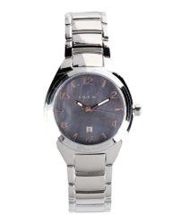 Breil | Metallic Wrist Watch | Lyst