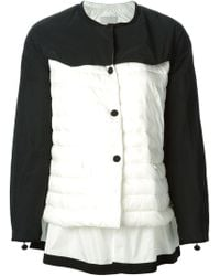 Moncler | Black Camille Quilted Jacket | Lyst