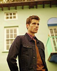 Ted Baker - Blue Havaen Button Blazer for Men - Lyst