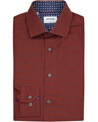 Duchamp | Tailored-fit Cotton Shirt for Men | Lyst