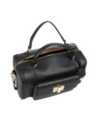 Studio Pollini - Black Handbag - Lyst