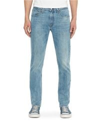 Levi's | 511 Slim Fit Blue Stone Jeans for Men | Lyst