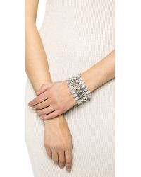 Eddie Borgo | Metallic Dome Estate Cuff | Lyst