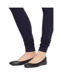 Ralph Lauren - Blue Stretch Legging - Lyst