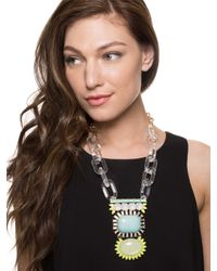 BaubleBar | Multicolor Shoshanna Links Amulet | Lyst