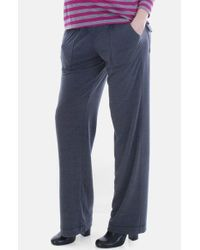 Everly Grey - Gray 'laura' Maternity Pants - Lyst