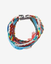 Hipanema | Blue Ocean Bracelet Red | Lyst