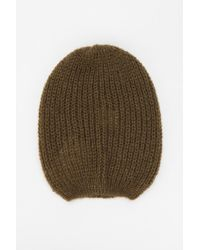 Urban Outfitters - Green Bdg Slouchy Beanie - Lyst