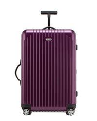 """Rimowa - Purple Salsa Air 26"""" Multiwheel Upright - Lyst"""